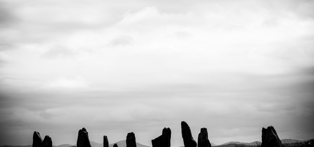 Écosse Jour 9 | Île de Lewis & Harris Callanish Scenic Road - Le vidéo blog du voyage en famille | Journal photo & vidéo | VideoBlogTrip