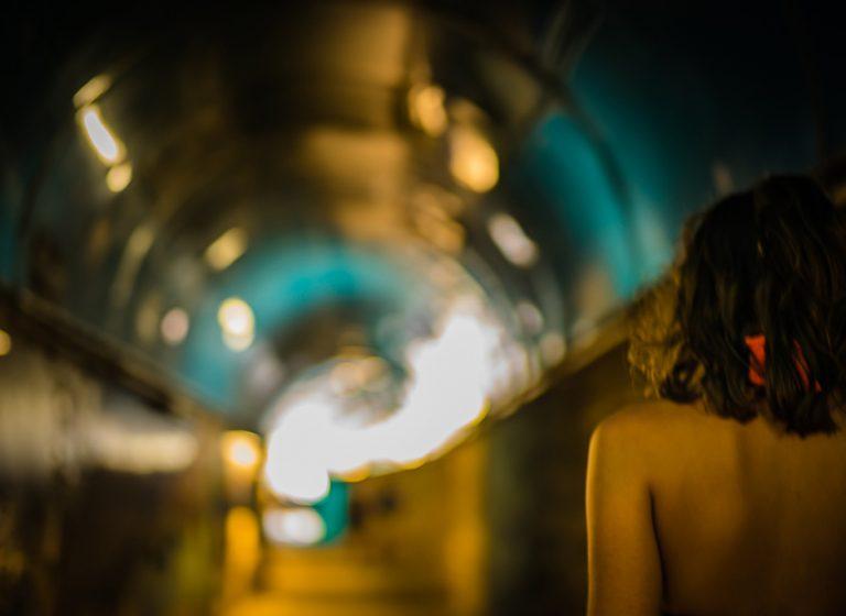 Tunnel à Monteroso